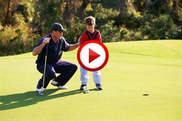 17 month old golf professional #funny, #golf, #videos, #pinsland, https://apps.facebook.com/yangutu