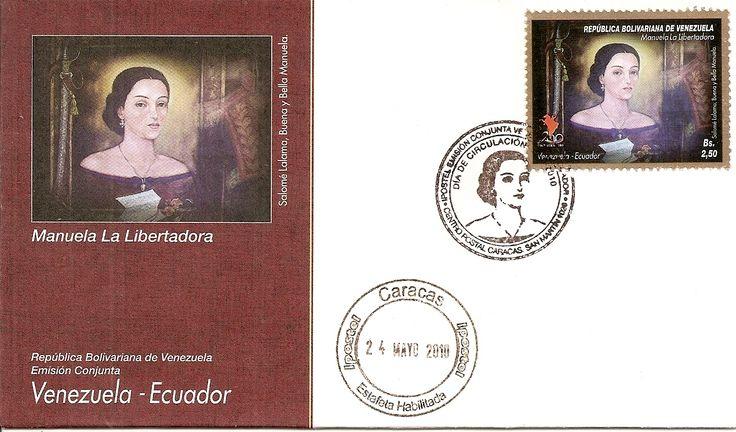 Venezuela: Manuela La Libertadora 2010