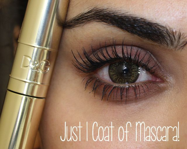 This Mascara Made My Lashes Look INSANE (After Just One Coat)!