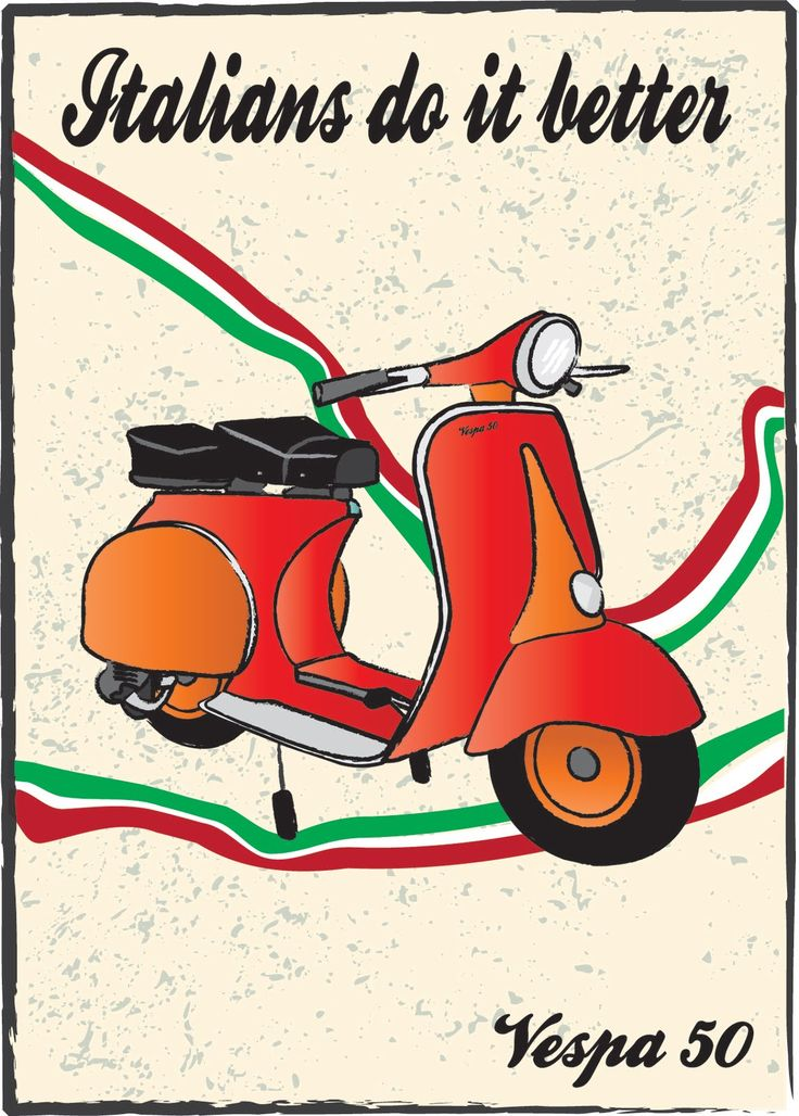 Italians do it better.