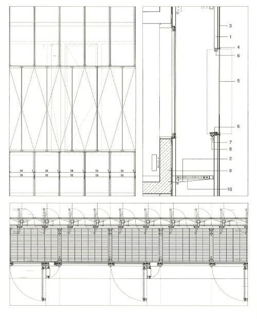 552 best Facade as Wall Section images on Pinterest Architecture