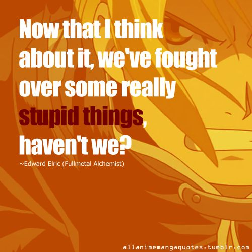 176 Best images about Fma quotes ♥ on Pinterest   My heart ...