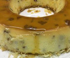 Pudim de Paçoca da Leila Chila | Doces e sobremesas > Receitas de Pudim | Mais Você - Receitas Gshow