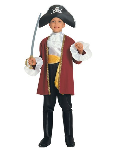 Captain Hook Costume For Toddler Get Your Little Pirate The Coolest Costume  On The Block, The Captain Hook Costume For Toddlers. This Pirate Costume  Will ...
