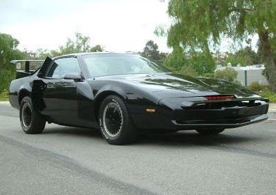 "Knight Rider Original Series   Carscoop: Original Knight Rider KITT ""Super Pursuit Mode"" for Sale ..."