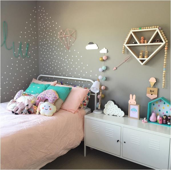 1015 best images about kid bedrooms on pinterest bunk Cute bedroom wall ideas