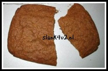 Speculaas brokken - Slank4u2