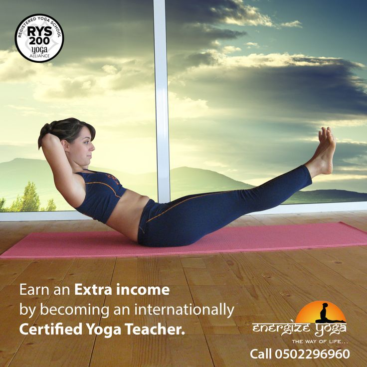Earn an Extra Income by becoming an Internationally Certified Yoga Teacher. Learn Yoga from the Experts at Energize Yoga Dubai.  Hurry!! Register today, batch starting soon! Learn yoga from the experts at #EnergizeYoga. Call 04 342 6468 | 050 22 96960 http://energize-yoga.com/ #EnergizeYoga #Goodhealthyoga #BurDubai #Dubai #UAE #LoveYoga #AncientYoga #Yoga #Meditation #Stamina #Strength #Health #Healthtips #Naturalremedies #Stressrelief #Concentration #Productivity #Healing #Transformyourse