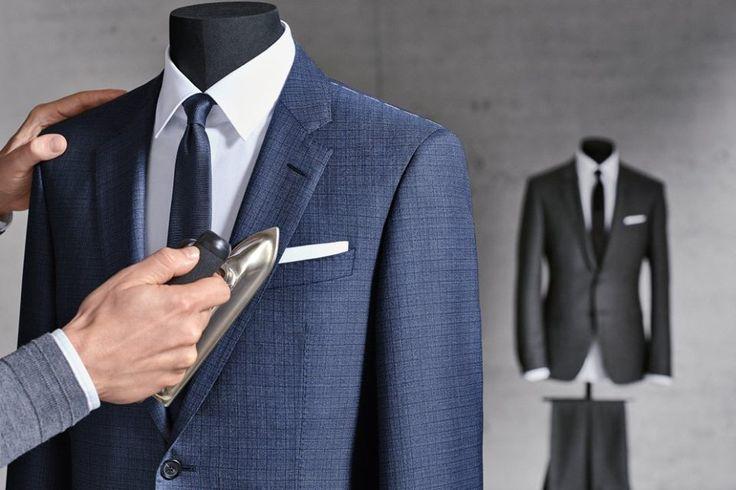 Available in an exclusive edition of just 1,500 each season, the suits are made in Germany at the HUGO BOSS technical center