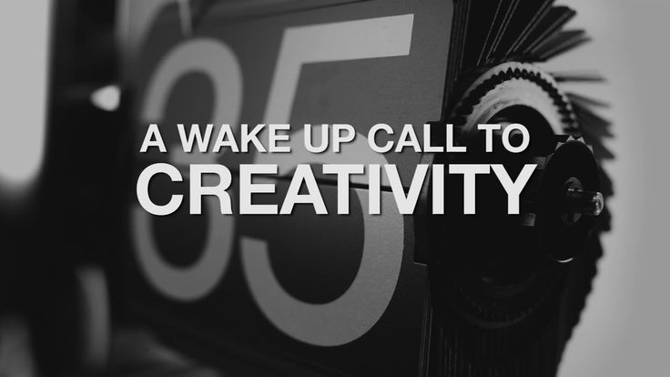 A Wake Up Call To Creativity: A Motivational Film by Roberto Blake Creatives are talked out of their passion instead of told how to make it practical. Yet our society depends on sustaining creativity and innovation and has an overwhelming demand for it.  CREATIVE EDUCATION LEADS TO INNOVATION Creative education matters now more than it ever has. Creative careers give nearly unlimited potential not only for expression but for attaining financial freedom if you have the courage and curiosity…