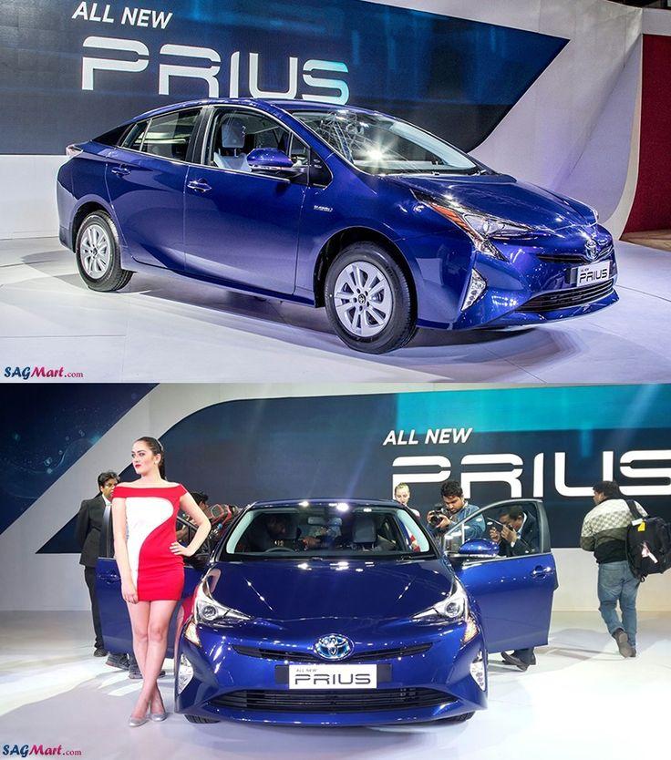 Next-Gen Toyota Prius Hybrid Unveiled; India Launch in 2017