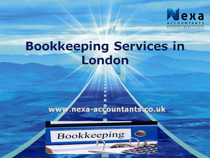 Nexa Accountants is providing better Bookkeeping services in London. Different businesses and individuals can be benefited by this accounting firm in London.