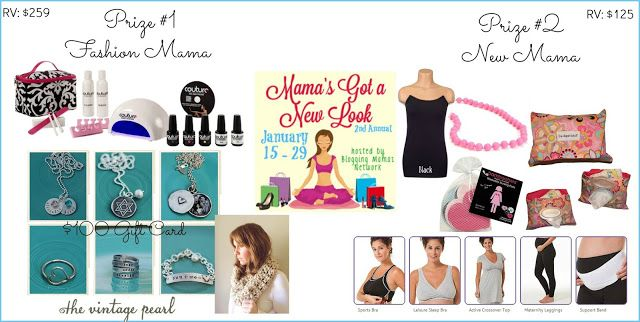 [2nd Annual] Mama's Got a New Look 2 Grand Prize Winners US only
