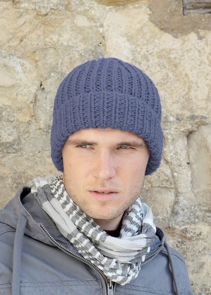Hats in Hayfield Chunky with Wool - 9698 - Downloadable ...