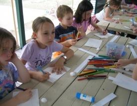 Kids Club - BIG4 Ballarat Goldfields Holiday park