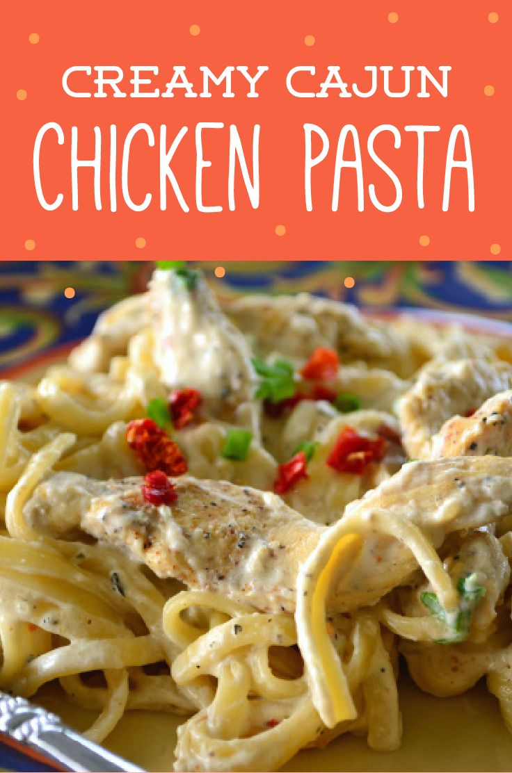 This creamy chicken pasta is ready in just 25 minutes. Check out this easy recipe and avoid the restaurant crowd.