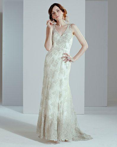 24 best Wedding Dress Trends 2014 images on Pinterest | Short ...