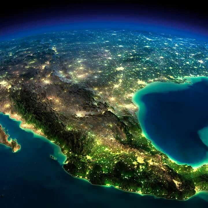 México view from heaven