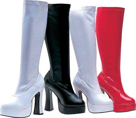 Knee High Boots HA5