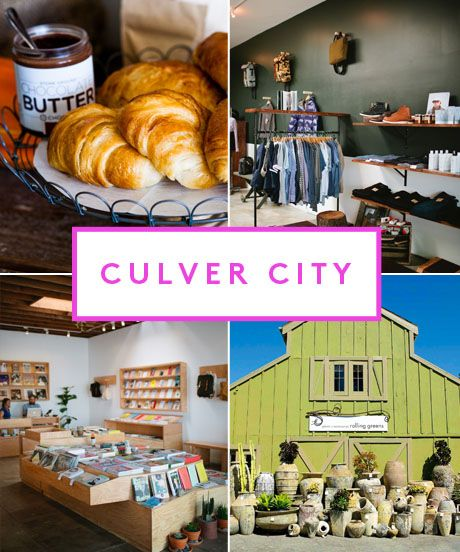The coolest 'hood according to Refinery29 LA: The Guide To Culver City