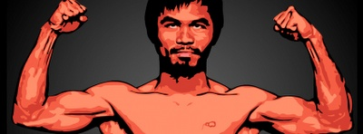 Manny Pacquiáo Animated Facebook Cover
