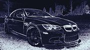 "New artwork for sale! - "" Bmw M3 E92  by PixBreak Art "" - http://ift.tt/2mVc0T3"