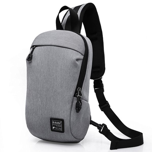 KAKA® Men Multi-function Portable Crossbody Bag Fashion Waterproof  Lightweight Sling Bag Worldwide delivery. Original best quality product for  70% of it s ... 1c280b10e1