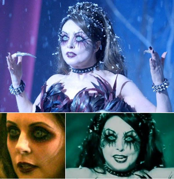 Special Effects Makeup, Halloween Makeup and Extreme Beauty Makeup
