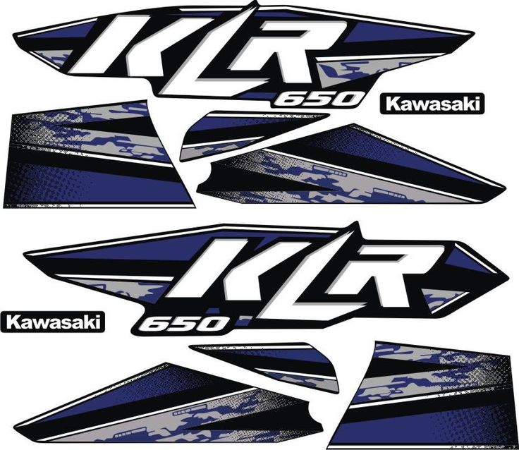 VECTORIAL KIT  KAWASAKI KLR 650