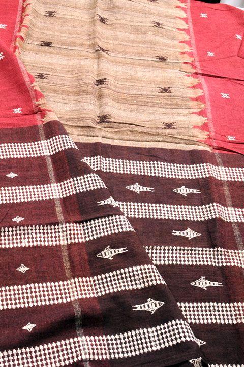 In Style-m: Kotpad saree of Orissa