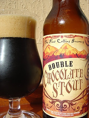 Double Chocolate Stout  Fort Collins Brewing American Double / Imperial Stout 8.10 (4)