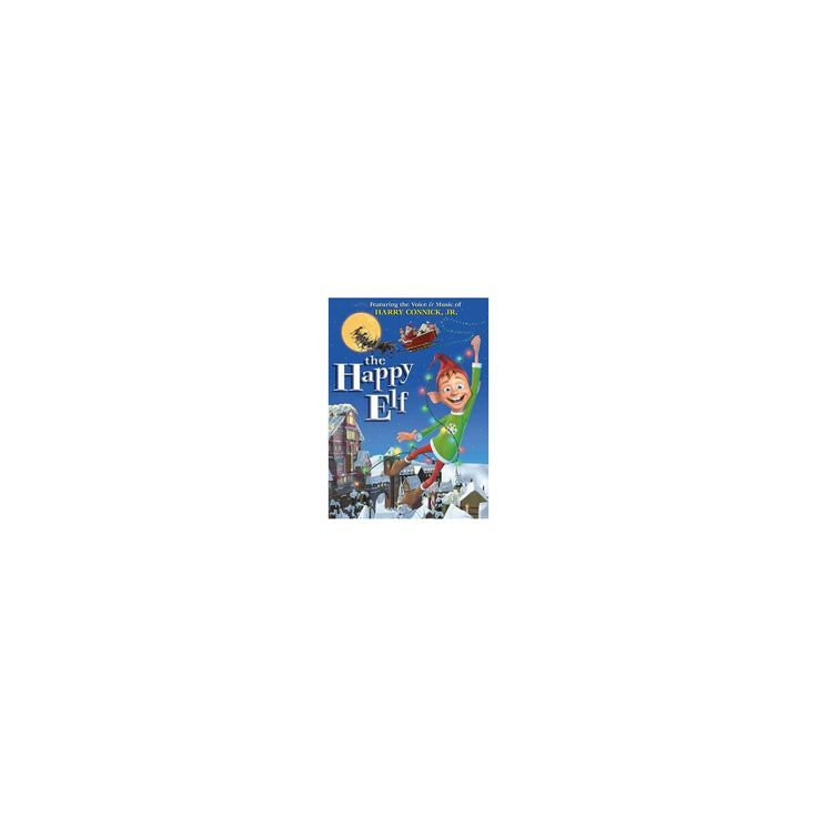 The Happy Elf (dvd_video)
