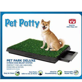 $74.95 Pet Potty- Portable Pet Toilet