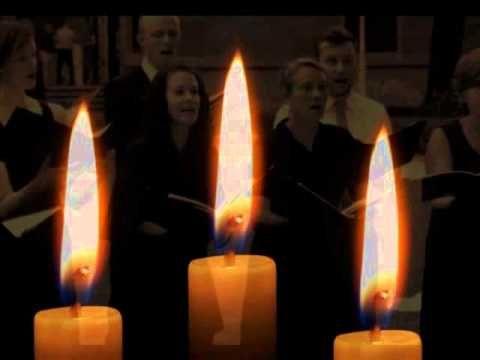 Det første lys er Ordet talt af Gud - Akademisk Kor Århus - YouTube