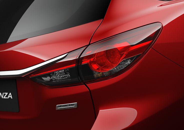 マツダアテンザワゴン / Mazda Atenza Wagon
