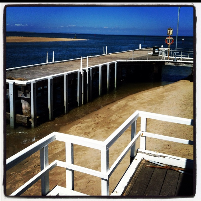 Barwon Heads Jetty