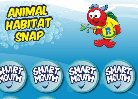 Animal Habitat Snap