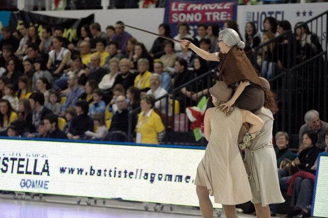 Lo scippo. National Championship 2010