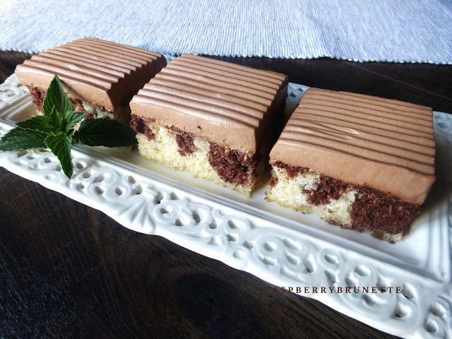 Raspberrybrunette: Jednoduchý kokosovo-čokoládový koláč