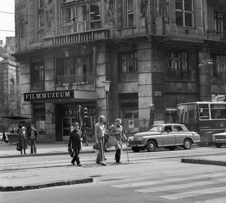 Filmmúzeum, 1976