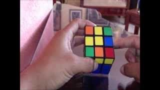 como armar el cubo rubik paso a paso facil - YouTube