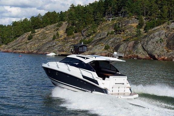 2016 Grandezza 33OC Vi har båter i bestilling. -
