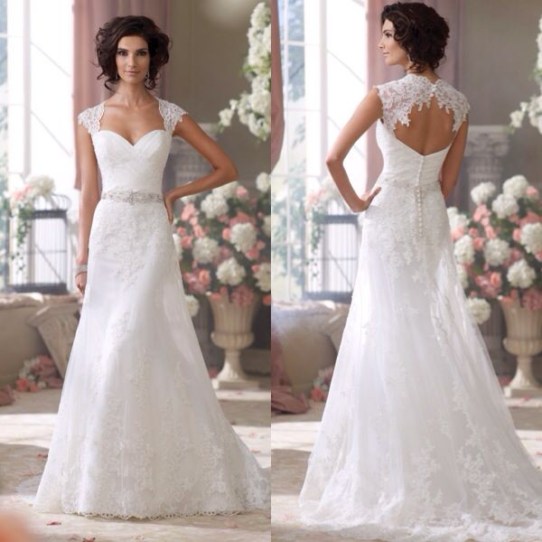 David tutera flo dress renewing my vows pinterest for David tutera beach wedding dresses