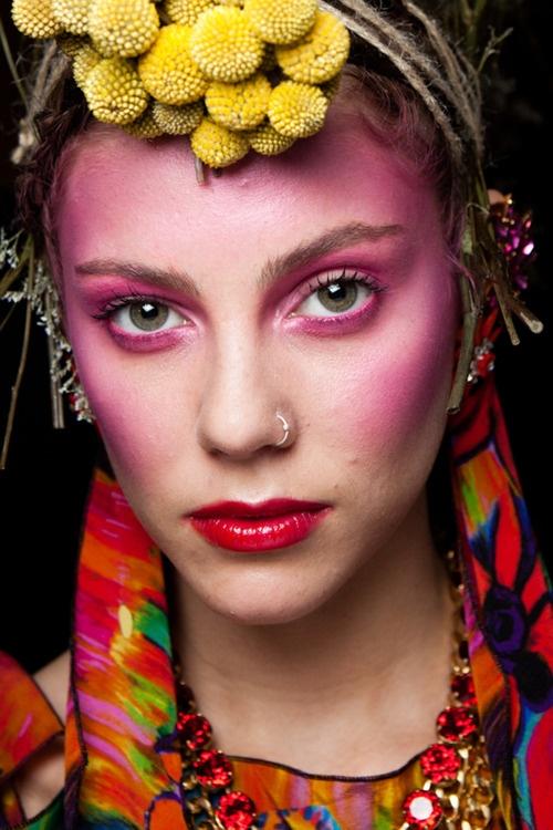 Jenny Kee ss12 Australian Fashion Week