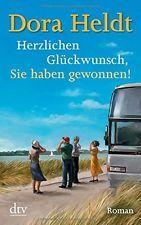 Herzlichen Glückwunsch, Sie haben gewonnen!: Roman By Dora Heldt