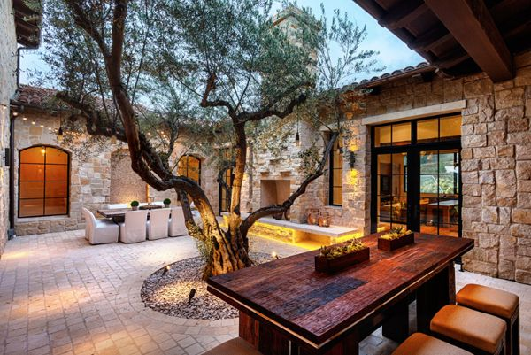 Interior Courtyard Garden Ideas-16-1 Kindesign