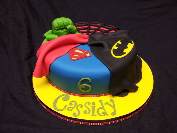 marvel cake - Google Search