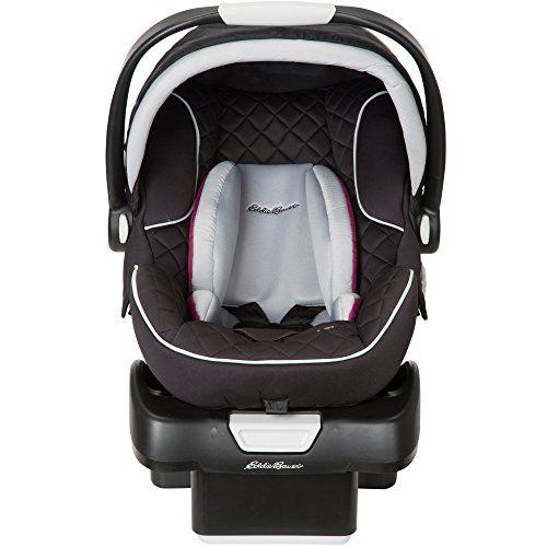 Eddie Bauer SureFit Infant Car Seat Orchid