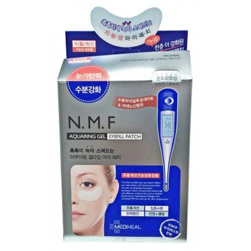K-Beauty Mediheal NMF Aquaring Gel Eyefill Eye Patch 5EA #Mediheal