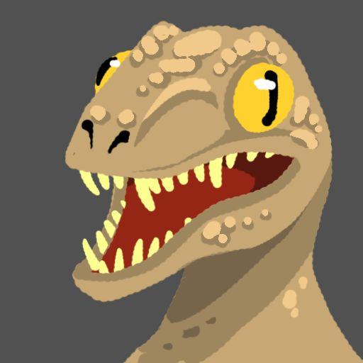 Custom Agar.io Skin Raptor